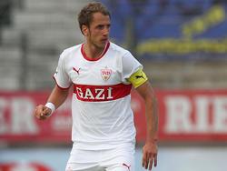 Tobias Rathgeb feierte mit seinen Stuttgartern den ersten Saisonsieg