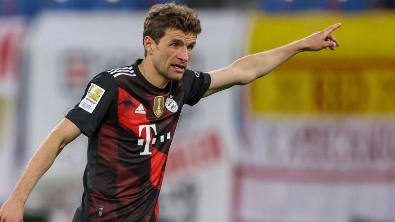 Thomas Müller fordert in Paris mehr Präzision der Bayern-Stars