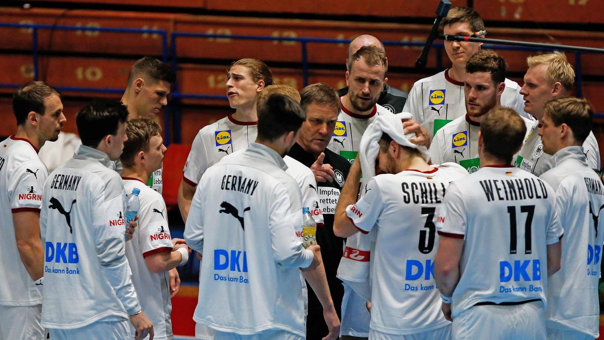 Die deutsche Handball-Nationalmannschaft gewann deutlich