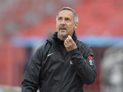 SGE-Coach Hütter