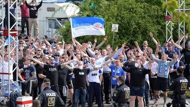 Anhänger von Hansa Rostock dürfen zurück ins Stadion