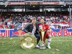 Trainer und Kapitän