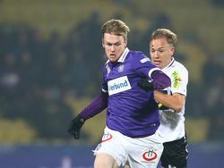 Kevin Friesenbichler war mit seinem Doppelpack der Austria-Matchwinner