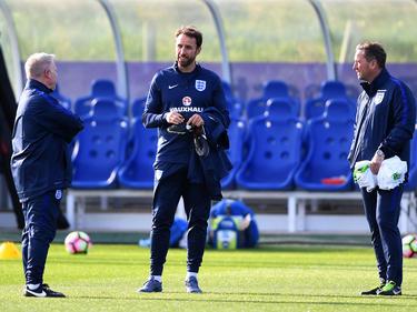 Gareth Southgate steht mit den Three Lions vor seiner Bewährungsprobe