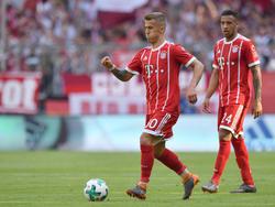Niklas Dorsch wird in der kommenden Saison nicht mehr für den FC Bayern in der Bundesliga spielen