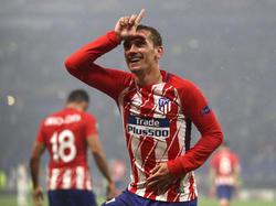 Antoine Griezmann vermeidet ein Bekenntnis zu Atlético