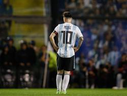 Messi fue amenazado para que no jugará en tierras israelíes. (Foto: Getty)