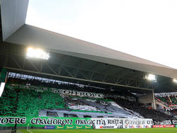 Choreo beim AS Saint-Etienne