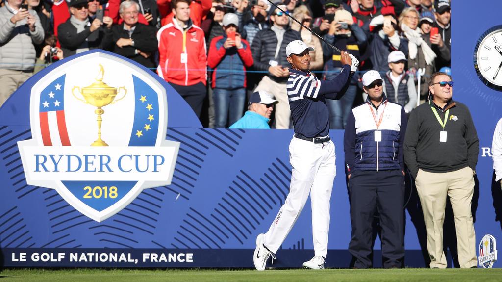 Tiger Woods will als Teamplayer glänzen