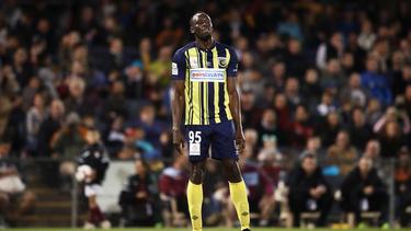 Usain Bolt schließt ein Ende seiner Fußball-Karriere in Betracht