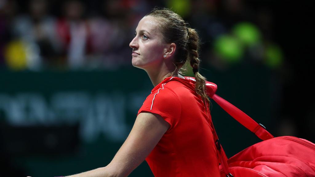 Petra Kvitova fehlt beim Fed-Cup gegen die USA