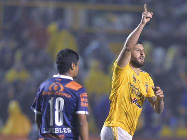 Gignac ya es el máximo goleador de la Liga MX. (Foto: Getty)