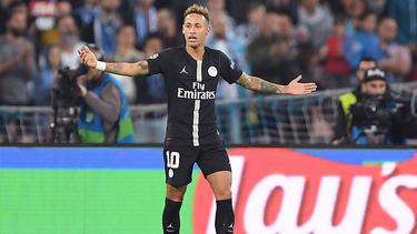 Neymar und PSG mussten mit nur einem Zähler aus Bordeaux abreisen