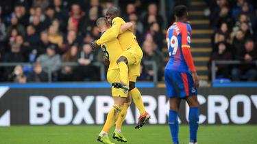 Kanté marcó el único gol del partido. (Foto: Getty)