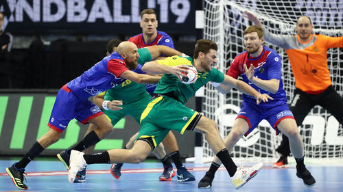 Hart erkämpfter Erfolg für die brasilianische Auswahl