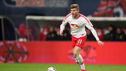 Timo Werner soll Objekt der Begierde des FC Bayern sein
