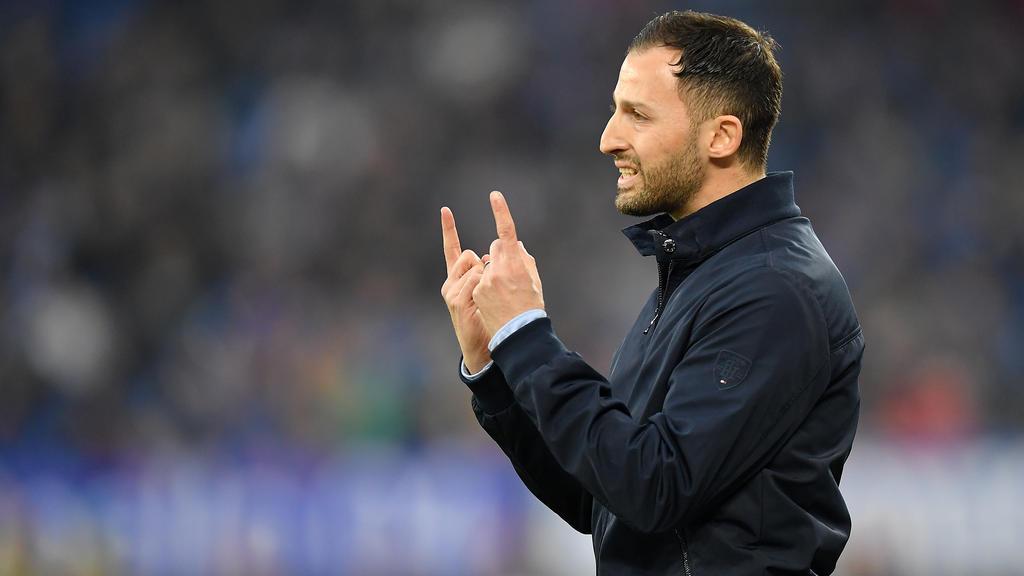 Domenico Tedesco ist nicht mehr Trainer des FC Schalke 04
