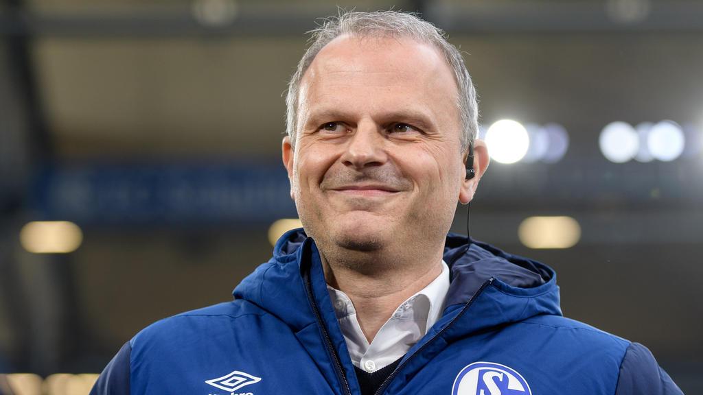 Jochen Schneider sucht bei Schalke 04 nach einem Sportdirektor