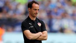 Muss mit Stuttgart in die Relegation: VfB-Coach Nico Willig