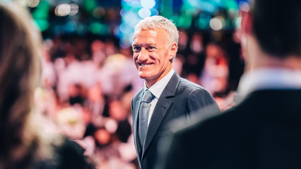 Didier Deschamps wurde als neue Juve-Coach gehandelt
