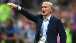 Didier Deschamps und der Weltmeister kassierten eine bittere Pleite