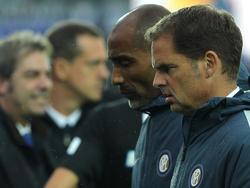 Frank De Boer steht bei Inter kurz vor der Ablösung