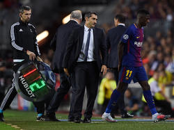 Ousmane Dembélé wird dem FC Barcelona wochenlang fehlen