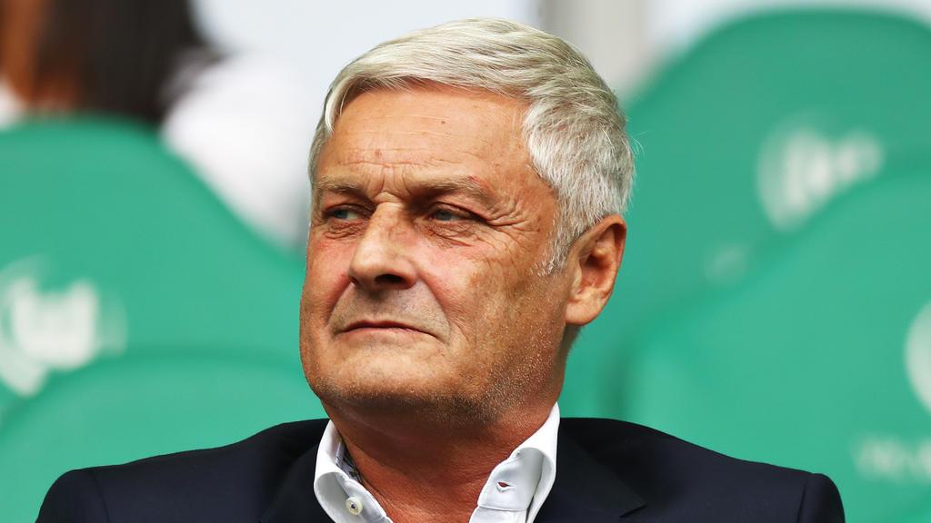 Der Vertrag von Armin Veh beim 1. FC Köln läuft nach der Saison aus