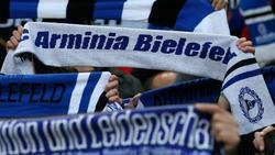 Arminia Bielefeld freut sich über Neuzugang Pérez