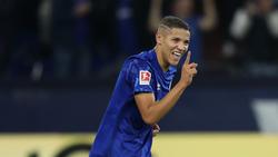 Amine Harit vom FC Schalke 04 sol das Interesse des FC Barcelona geweckt haben