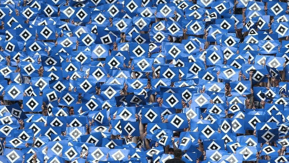 Bietet Internet-Verbindung - per Licht an: Hamburger SV