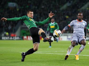 ÖFB-Teamspieler Stefan Lainer ärgert sich über das unnötige Ausscheiden von Gladbach