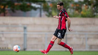 Lucas Alario hat die Weichen für den Testspielsieg von Bayer Leverkusen gestellt