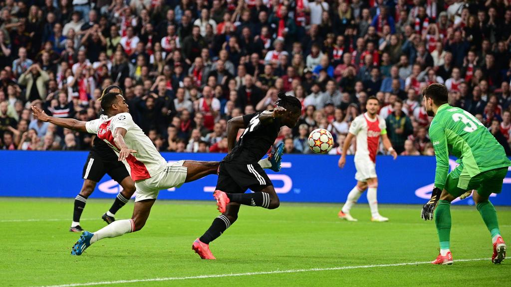 Ajax Amsterdam holt in der Champions League den zweiten Sieg im zweiten Spiel