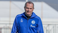 Schalke-Sportvorstand Jochen Schneider hatte wohl Iron Gomis im Blick