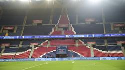 Keine Zuschauer in der Ligue 1 und 2