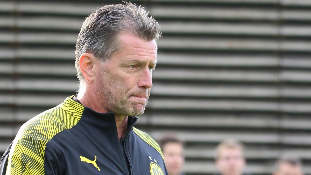 Hat Michael Skibbe noch eine Zukunft beim BVB?