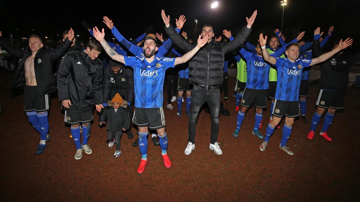 DEr 1. FC Saarbrücken träumt vom nächsten Pokal-Wunder