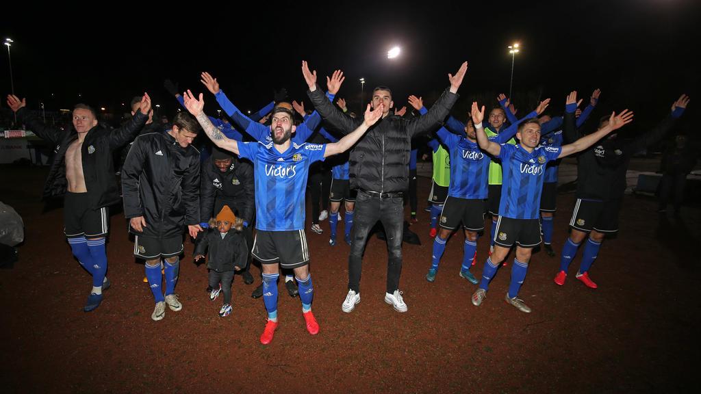 Der 1. FC Saarbrücken spielt im Pokal-Halbfinale gegen Bayer Leverkusen