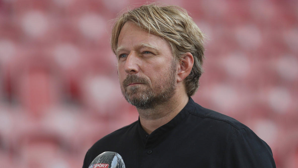 Stuttgarts Sportdirektor Sven Mislintat