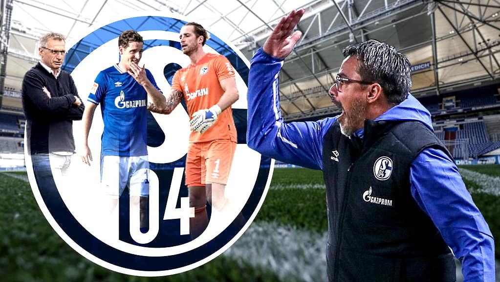 Beim FC Schalke 04 gibt es vor dem Saisonstart noch zahlreiche Baustellen