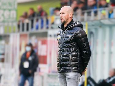 Sturm-Trainer Ilzer mit seiner Truppe noch unbesiegt