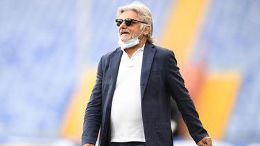 Im Kreuzfeuer: Massimo Ferrero