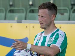 Fabian Miesenböck befindet sich noch auf Vereinssuche