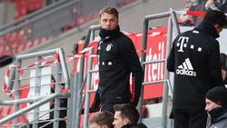 Jann-Fiete Arp rückt auch beim FC Bayern II ins zweite Glied