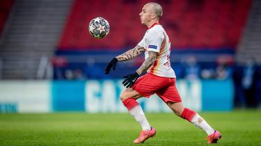 """Leipzigs Angelino hatte besser nicht auf """"senden"""" gedrückt"""
