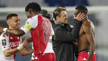 Die AS Monaco um Ex-Bayern-Coach Niko Kovac ist gut in Form