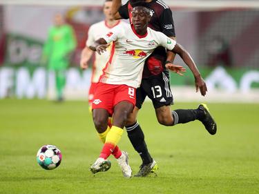 Amadou Haïdara hat sich bei RB Leipzig als Stammspieler etabliert