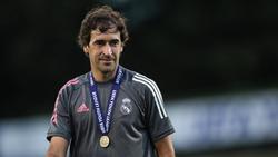 Raúl González Blanco soll das Interesse von Eintracht Frankfurt geweckt haben