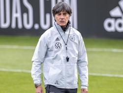 Löw sieht beim DFB-Team Steigerungspotenzial